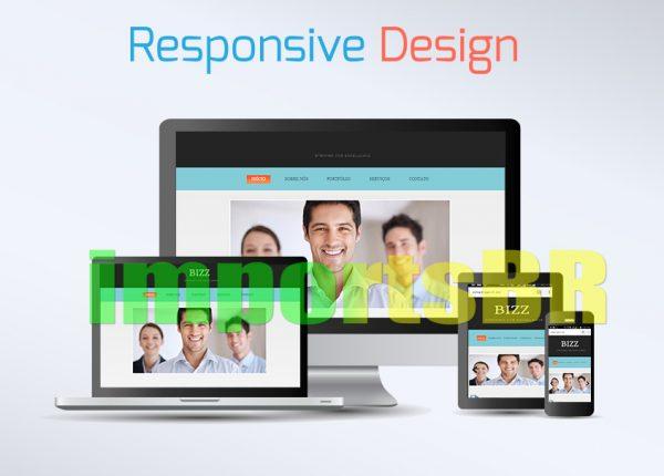 Site Empresarial Responsivo
