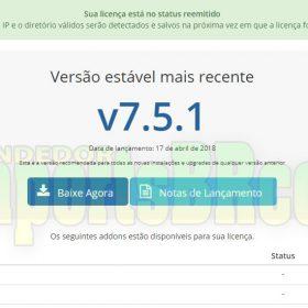 Whmcs 7.5.1 Original revenda