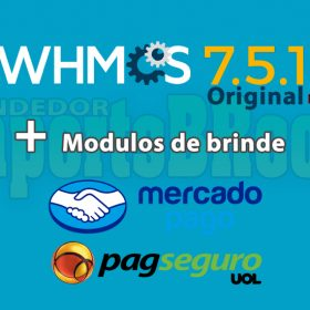 Whmcs 7.5.1 Original vitalicio