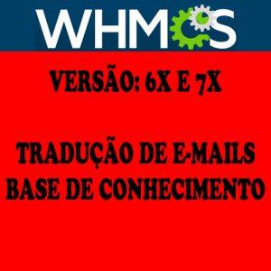 Base de Conhecimento whmcs + brinde