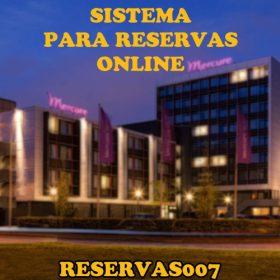 Sistema para reservas hotel bookingo007