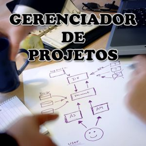 Gerenciador de Projetos em português