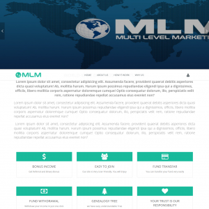 MMN MLM - Sistema de Marketing Multinível