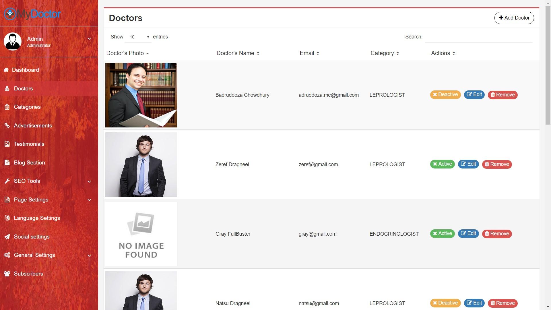 Sistema Advogado - Escritório Advogacia - MyLawyer - Script de sistema de diretório de advogado dinâmico