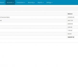 Sistema Contabilidade - MoneyFlow - Software de Contabilidade