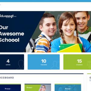 Sistema Escola - EduAppGT Pro - Sistema de Gestão Escolar