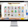 Sistema Escola - Sistema de gerenciamento escolar responsivo da Sako