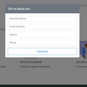 Sistema Hospital - Medixa - Médico / Hospital com reserva