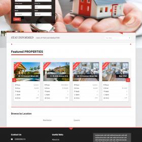 Agencia Imobiliária - EasyEstate - Portal Imobiliário Script