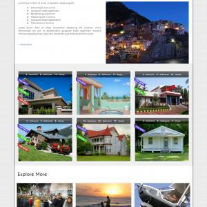 Agencia Imobiliária - Eminent - Aluguel de férias, Listagem de imóveis, Portal imobiliário, PHP Script