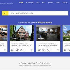 Agencia Imobiliária - HouseVilla | Roteiro php Imobiliário e CRM Script