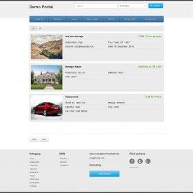 Agencia Imobiliária - Script PHP do Portal CMS
