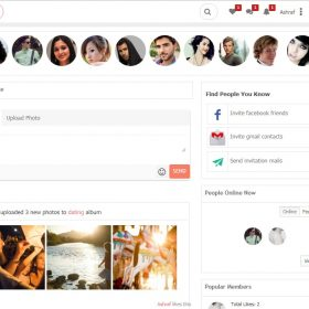 Site Namoro - Peepmatches - O namoro php final e roteiro social