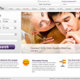 Site Namoro - SoftDatepro - Construa sua Própria Rede Social de Namoro