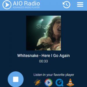 Script Radio - AIO Radio Station Player - Shoutcast, Icecast e muito mais