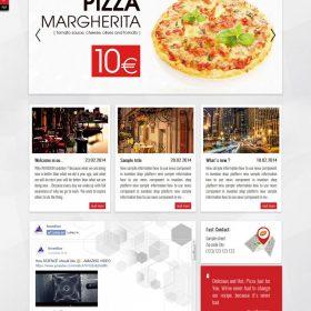 Script Restaurante - Invedion Shop Platform Com Creator Engine E CMS