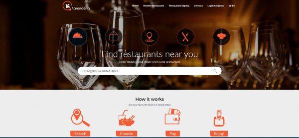 Script Restaurante - Sistema de Restaurante Múltiplo Karenderia