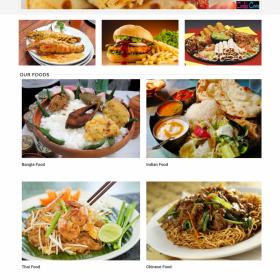 Script Restaurante - Superfood - Restaurantes e sistema de pedidos de comida on-line