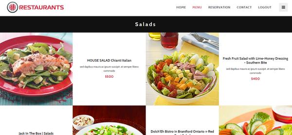 Script Restaurante - O sistema de restaurantes Viavi